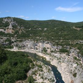 Gorges de l'Ardèche©anne trevet