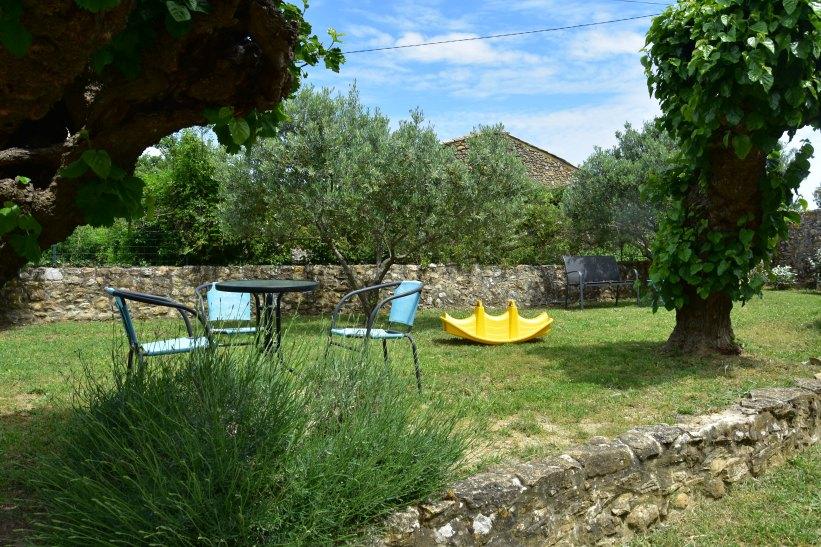 Le jardin du Romarin