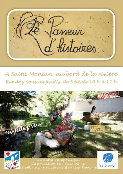 évènement à St Montan