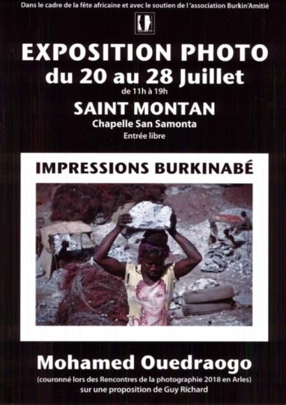 exposition fête africaine